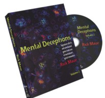 Mental Deceptions Vol.2 by Rick Maue