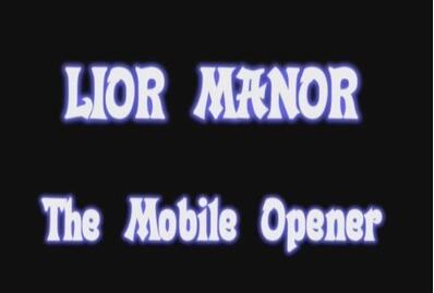 Lior Manor - The Mobile Opener