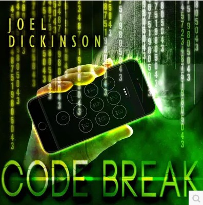 Joel Dickinson - Code Break