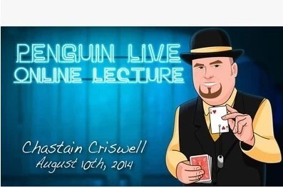 Chastain Criswell Penguin Live Online Lecture