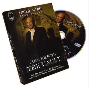 Docc Hilford & Inner Mind Productio - The Vault
