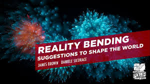 reality bending James Brown