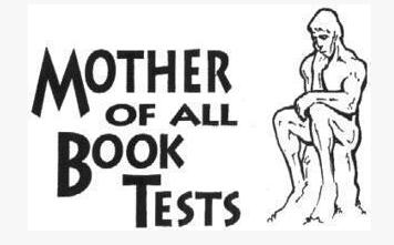 Ted Karmilovich - The Mother Of All Book Tests (PDF Instructions + novel file)