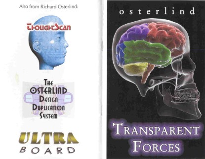 Richard Osterlind - Transparent Forces