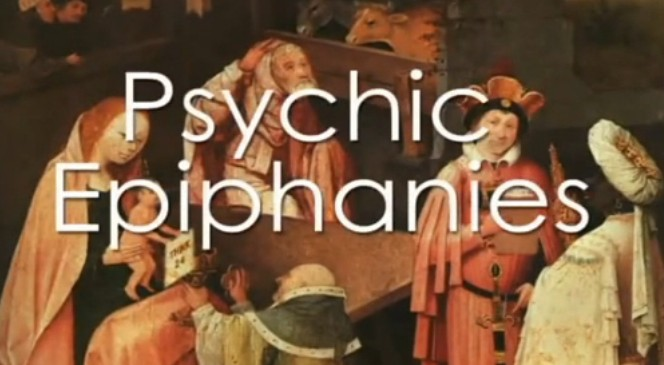 Psychic Epiphanies Volume One by John Riggs