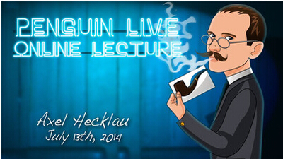 Axel Hecklau Penguin Live Online Lecture