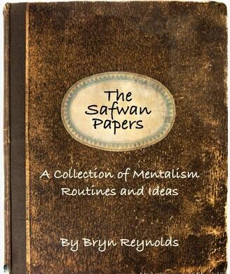 Bryn Reynolds - The Safwan Papers