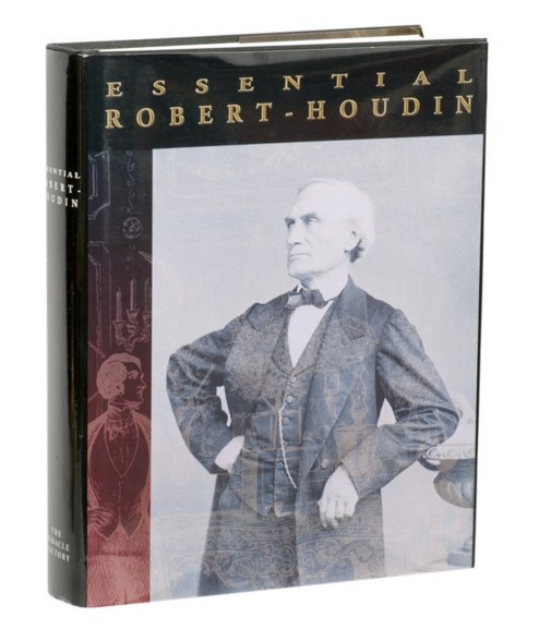 Essential Robert Houdin by Todd Karr