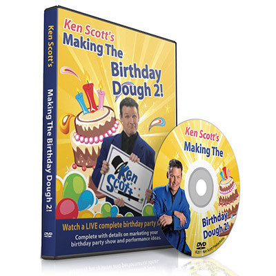 Ken Scott - Making the Birthday Dough 2.0