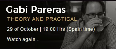 Theory And Practical by Gabi Pareras - Gkaps Live (not in English language)