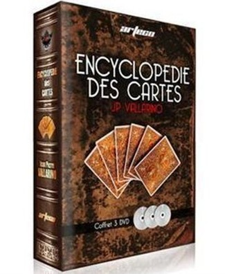 Jean-Pierre Vallarino - L'Encyclopedie Des Cartes(1-3)