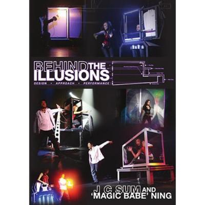 JC Sum & Magic Babe Ning - Behind the Illusions