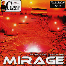 Mirage by Mickael Chatelain