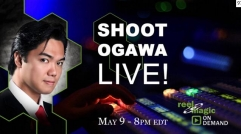 Shoot Ogawa Reel Magic Magazine Live