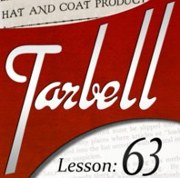 Tarbell 63: Hat and Coat Productions (Instant Download)