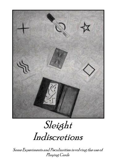 Brian Lewis - Sleight Indiscretions