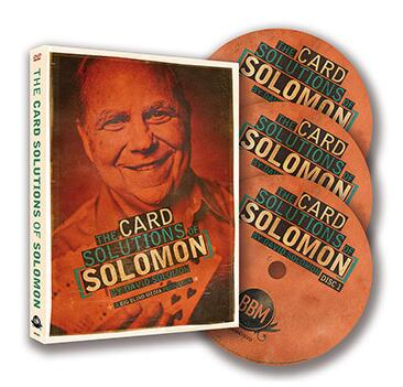 David Solomon - Card Solutions of Solomon (1-3)