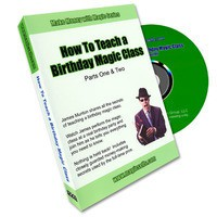 James Munton - How to Teach a Birthday Magic Class