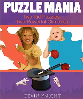 Puzzle Mania by Devin Knight PDF