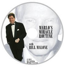 Marlo's Miracle Routine by Bill Malone (DVD download)