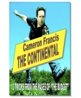 The Continental by Cameron Francis (Instant Download)