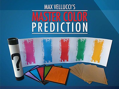 Max Vellucci - Master Color Prediction