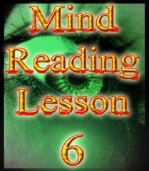 Mind Reading Lesson 6 by Kenton Knepper