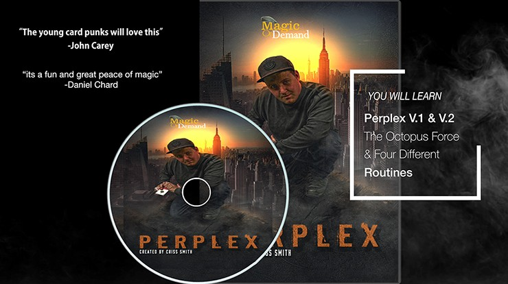 Perplex by Criss Smith (DVD download)