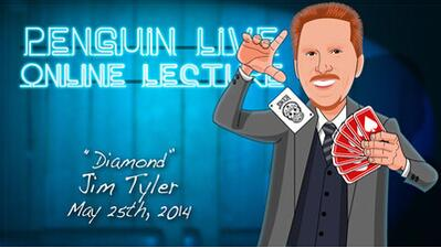 Diamond Jim Tyler LIVE (Penguin LIVE)