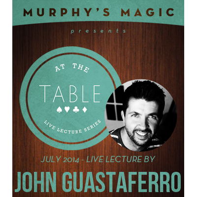 At the Table by John Guastaferro