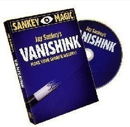 Jay Sankey - Vanishink