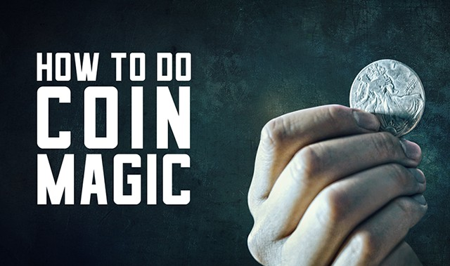 How to do Coin Magic by Zee