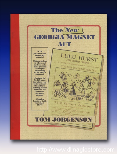 The New Georgia Magnet Act by Tom Jorgenson