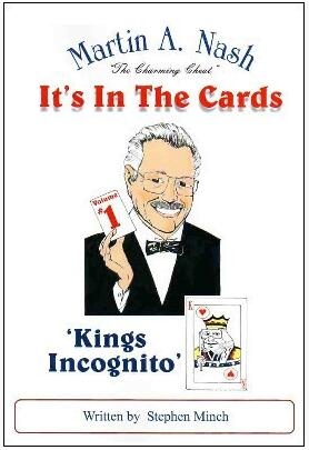 Martin Nash - Kings Incognito Written By Stephen Minch