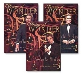 Tommy Wonder's Visions of Wonder 3sets