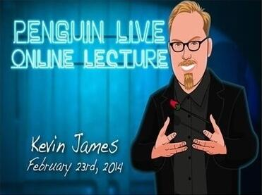 Kevin James LIVE (Penguin LIVE)