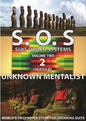 Unknown Mentalist - Suit Order Systems 2