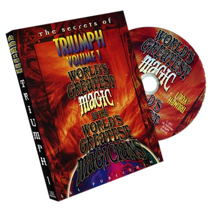 Triumph Vol. 1 (World's Greatest Magic)
