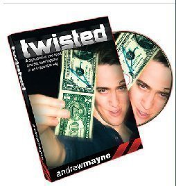 Twisted by Andrew Mayne (Video Download)