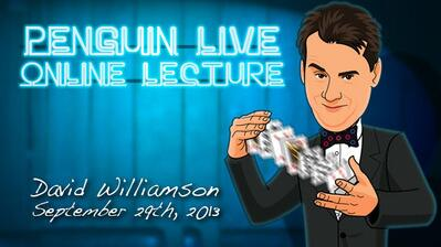 David Williamson LIVE (Penguin LIVE)