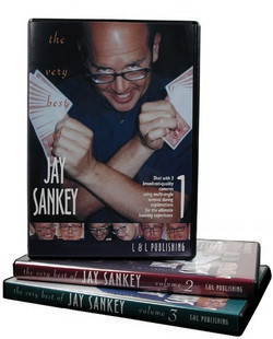 Jay Sankey - The Very Best Of Jay Sankey