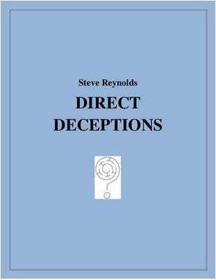 Steve Reynolds - Direct Deceptions