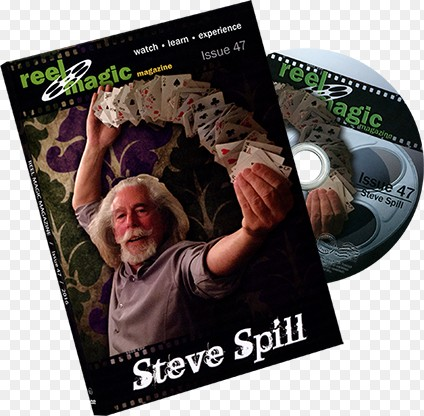 Reel Magic Magazine Issue 47 (Steve Spill)