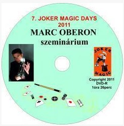 Joker Magic Day 2011 by Marc Oberon