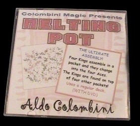 Aldo Colombini - MELTING POT
