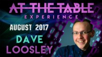 At The Table Live Lecture Dave Loosley August 2nd 2017