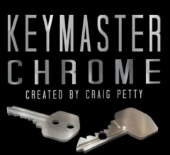 Keymaster Chrome by Craig Petty (video download)