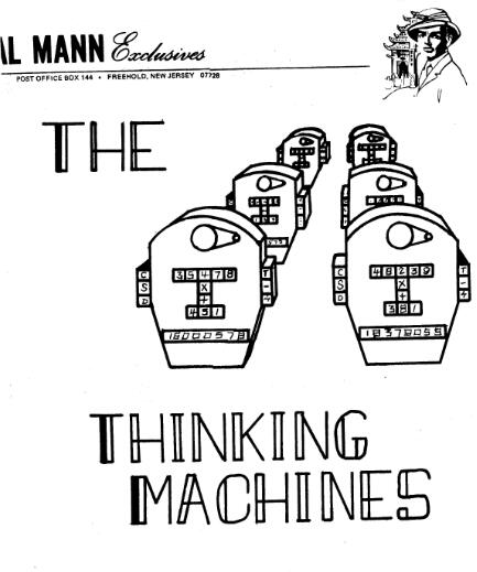 Al Mann - The Thinking Machines