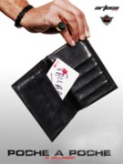 Poche A Poche (Card to Wallet) by Jean-Pierre Vallarino