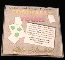 Aldo Colombini - Cordially Yours
